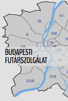 Budapesti csomagküldés