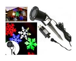 kültéri LED fény projektor